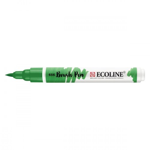 Talens Ecoline Brush Pen - 656 Forest Green